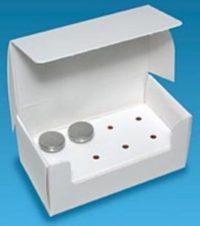 SEM Paper Storage Box for Pin Mounts