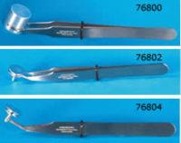 """Dumont Tweezers, Specimen mount 1/2"""", 76800, Polished, Dumoxel"""