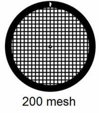 G200-N3, 200 mesh, square, Ni, vial 100