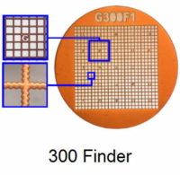 G300F1-N3, Finder grids, Ni, vial 100