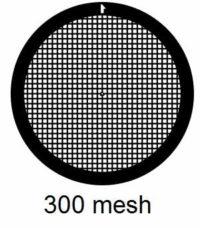 G300-N3, 300 mesh, square, Ni, vial 100