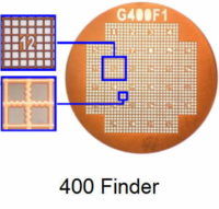 G400F1-N3, Finder grids, Ni, vial 100