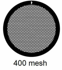 G400HEX-N3, 400 mesh, hexagonal, Ni, vial 100