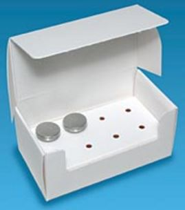 SEM Paper Storage Box for Pin Mounts