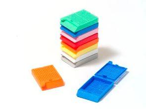 Tissue-Tek, Biopsy Cassette Green (4174), 500/box