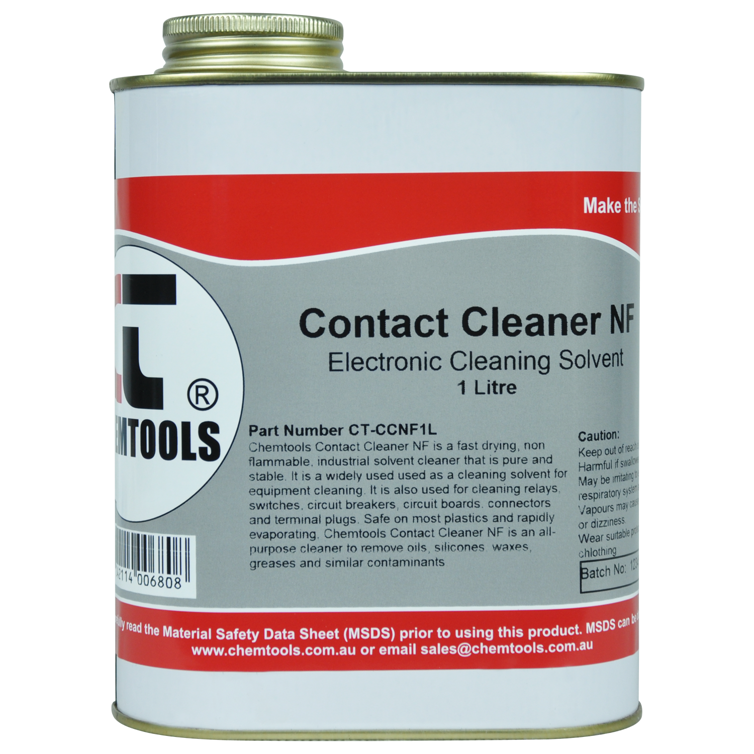 Kleanium Non-Flammable Contact Cleaner - 500ml - 12 pack