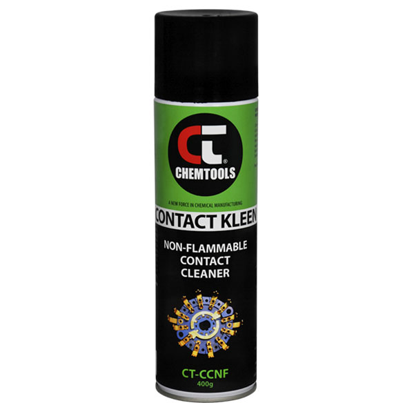 Kleanium Non-Flammable Contact Cleaner - 400g Aerosol - 12 pack