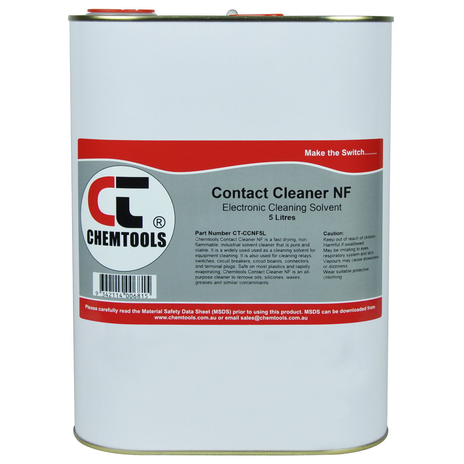Kleanium Non-Flammable Contact Cleaner - 5 Litres - 2 pack