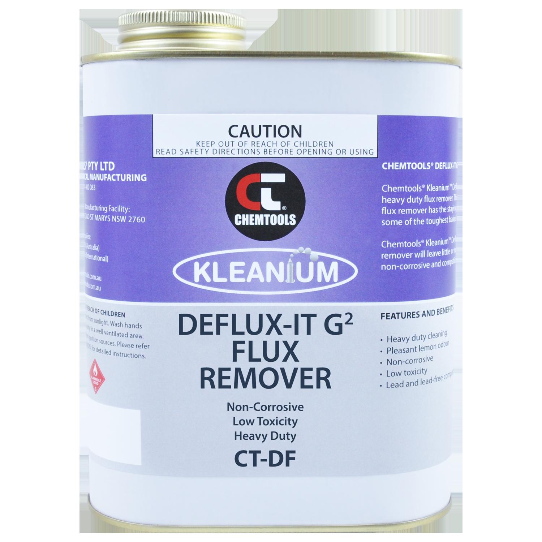 CT-DF Kleanium Deflux-It G2 Flux Remover - 500ml - 12 pack