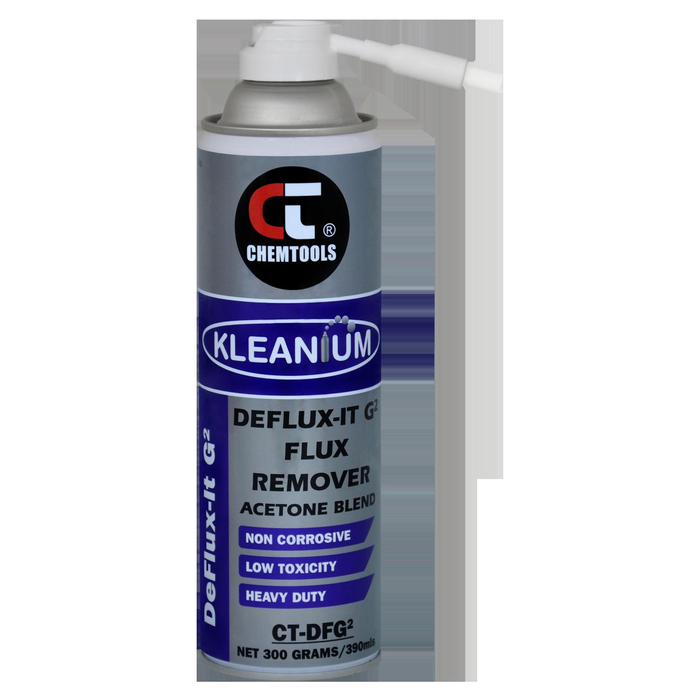 CT-DF Kleanium Deflux-It G2 Flux Remover - 300g Aerosol - 12 pack