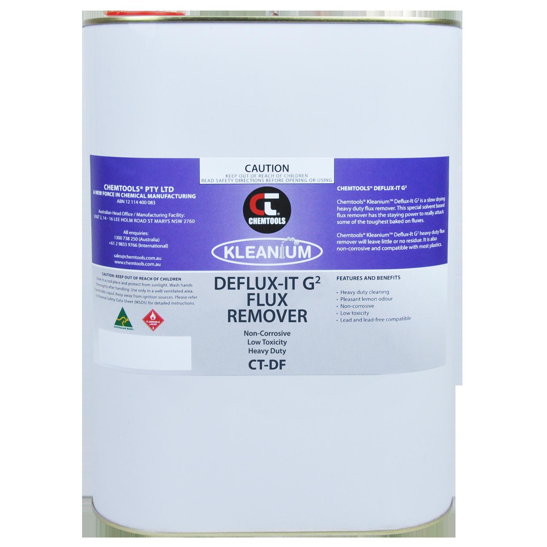 CT-DF Kleanium Deflux-It G2 Flux Remover - 5L - 2 pack