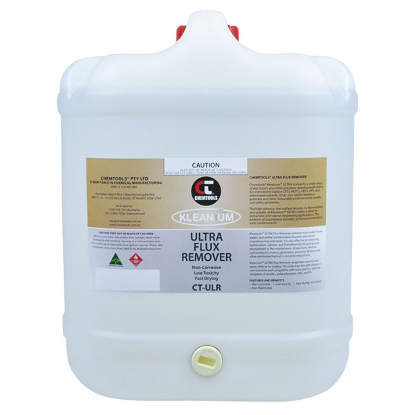 Kleanium Ultra Kleen – Electronic & Electric Equipment Cleaner - 20 Litres
