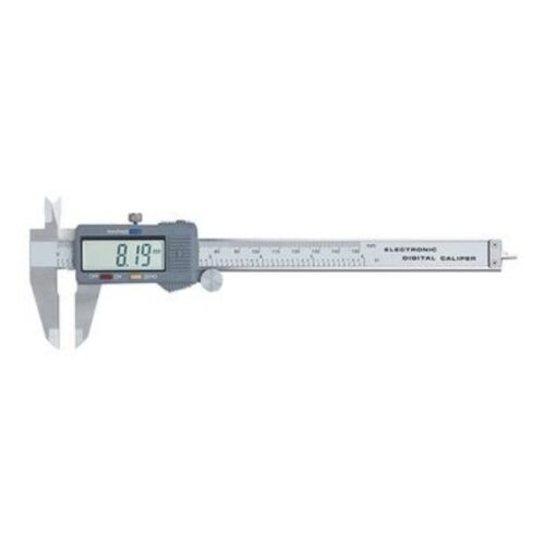 "DUAL SCALE CALIPER, DIGITAL 200MM / 8"" M1200"