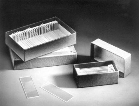 AGL4255, Slide Box for 25 Slides