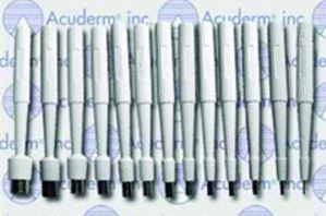 ACCU PUNCH 2.5MM 25/PK
