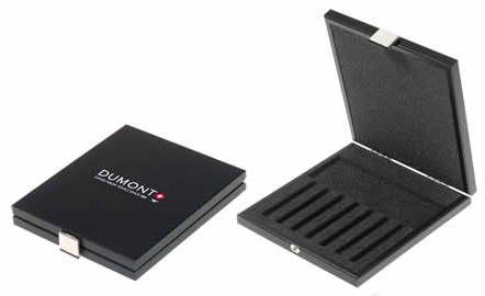Dumont 5 tweezer box