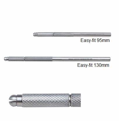 Easy-Fit Fine Scalpel Handle 130mm