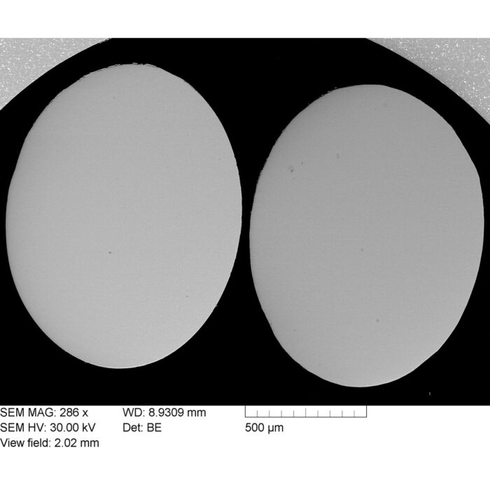 BSE Reference - Aluminium/Silicon