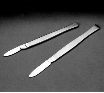 Scalpel SS 38mm Blade